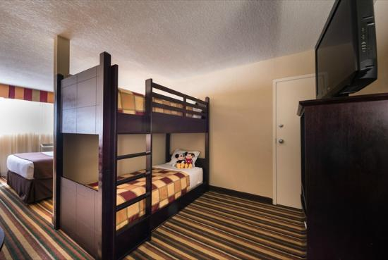 Holiday Inn Orlando Sw Celebration Area Kids Room With Bunk Beds
