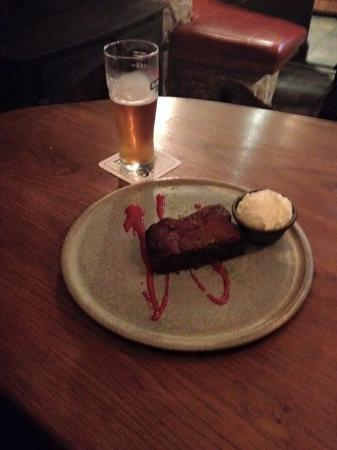 Oughterard, Irlanda: Brownie!