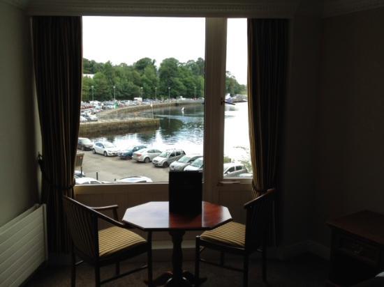 Donegal, Irlandia: La vista dalla stanza