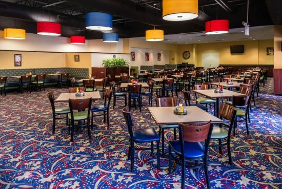 Holiday Inn Orlando Sw Celebration Area Hotel Restaurant