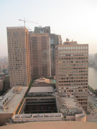 Sheraton Cairo Hotel & Casino : View from room 3