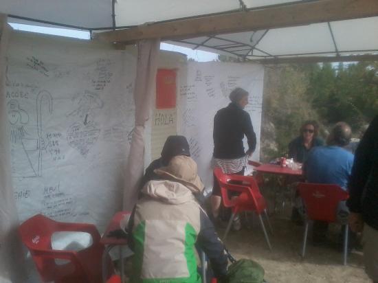 Bargota, Espanha: asi es casita lucia