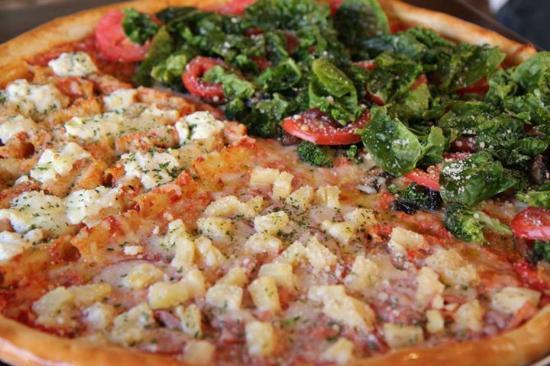 Ramagi Brick Oven Pizza
