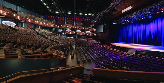 Pearl Concert Theater Las Vegas Updated May 2019 Top