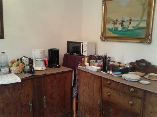 Hostal Puerta Medina: Desayunos