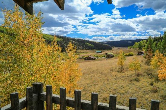 Oleo Ranch : View from LaGarita