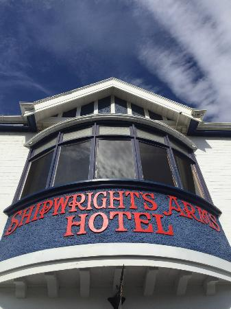 Shipwright's Arms Hotel: Shippies