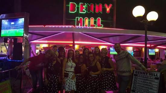 Benny Hill Restaurant