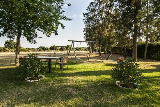 Cortijo Las Piñas: Parque Infantil