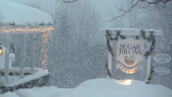 Sugar Hill Inn: Winter