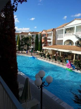 Planos Apart Hotel: Hotel room