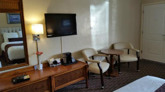 Lone Oak Lodge: Double Double Room