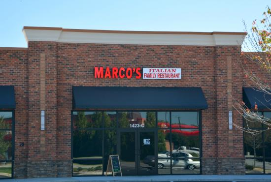 Marco's Family Italian Restaurant