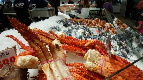 Seafood picture of sydney fish market sydney tripadvisor for Fish market restaurant nyc