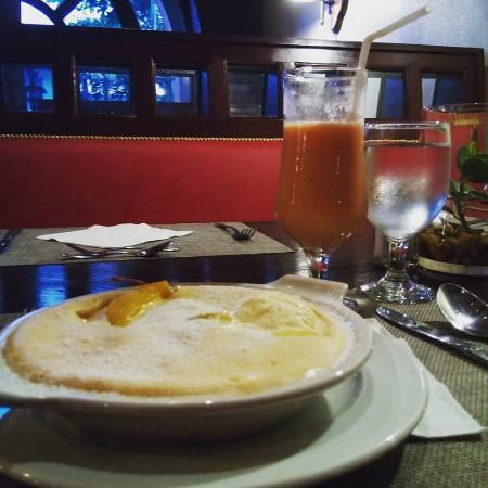 Ormoc Villa Hotel: Yummy food the restaurant provides