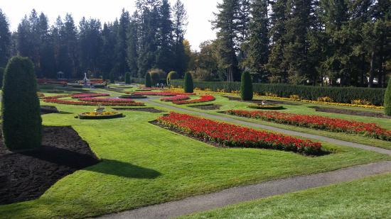 Lovely Plants In The Gaiser Conservatory Picture Of Manito Park Spokane Tripadvisor