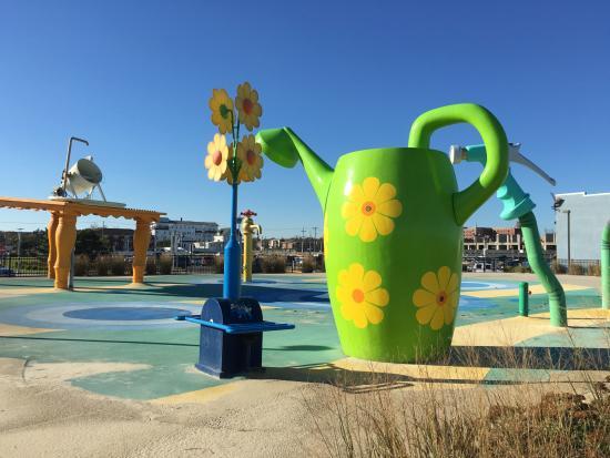 Asbury Splash Park