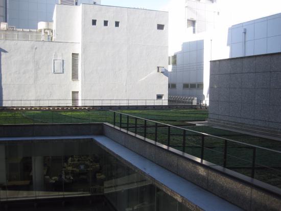 Tokyo Green Palace: Внутренний двор