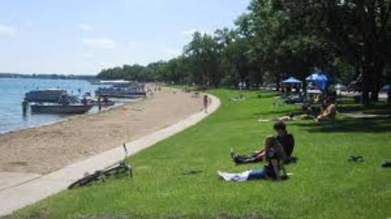 Detroit Lake Public Beach