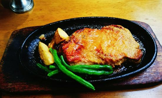 Tonkatsu Steak Shino