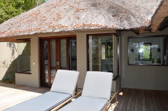 Londolozi Tree Camp: Deck