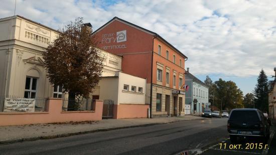 Garni Hotel/Pension Fan: Фасад