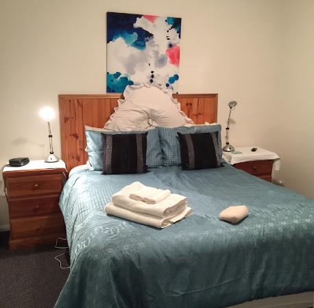 Castagni Bed and Breakfast: Welcoming Bed