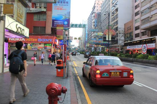 photo8.jpg - Picture of Novotel Hong Kong Nathan Road
