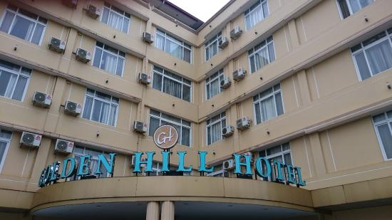 Golden Hill Hotel: 外観