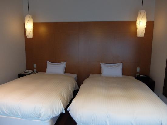 Koyokan Bettei Azare: ベッド