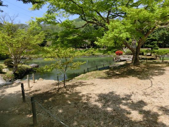 Kinko Garden: 園内