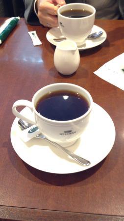 Coffee Kan Morinomiya