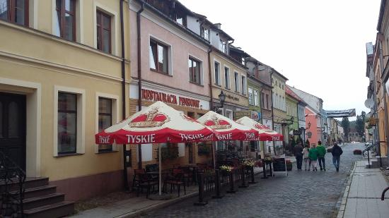 Reszel, Polonia: Pensjonat I restauracja - U Renaty
