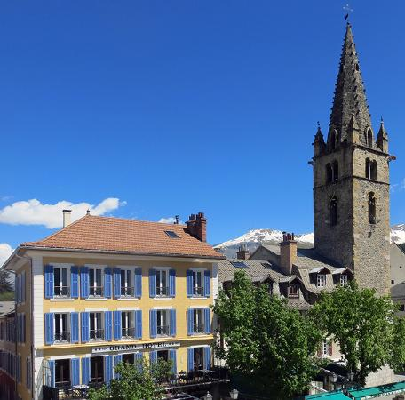 Photo of Le Grand Hotel Barcelonnette