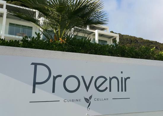 Provenir: new signage