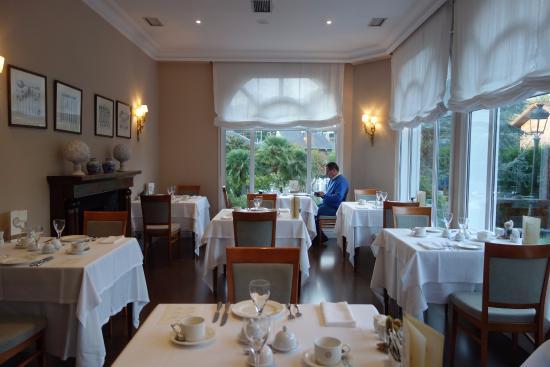 Hotel Villa Soro Breakfast Room