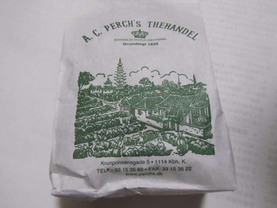 A. C. Perch's Thehandel: 100グラム