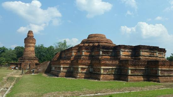 Riau Islands Province, Indonesia: The whole candi view