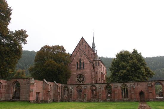 Kloster Hirsau: Ruine