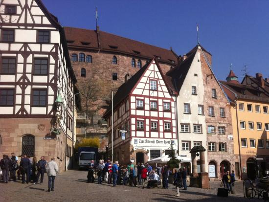 Hier SCHMECKTS !!! - Bild von Zum Albrecht Dürer Haus ...