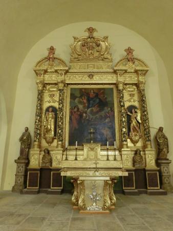 Chapelle Notre Dame de la Queste