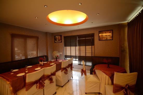 Hotel La Vista: Conference hall