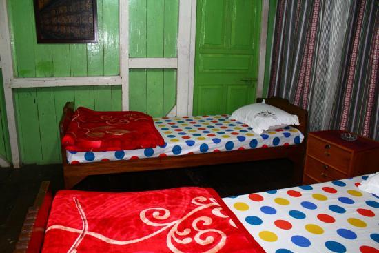 Mangan, Índia: SankalangSampoLee, Room.