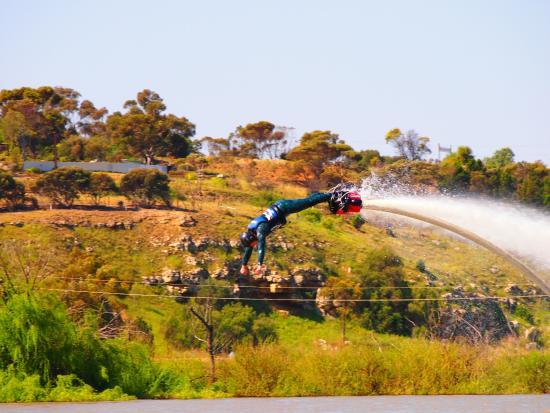 Glenelg, Australien: Coastal Flyboard SA