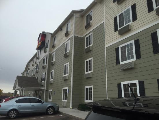 WoodSpring Suites Colorado Springs Airport: Value Place