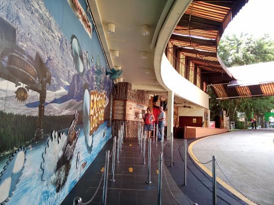 Sentosa 4D Adventureland: The 4D AdventureLand