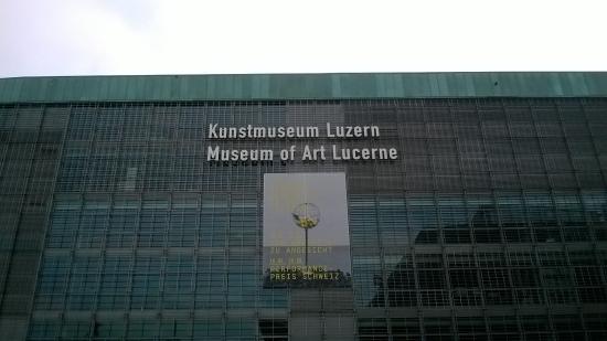 Kunstmuseum Luzern: Рядом с музеем