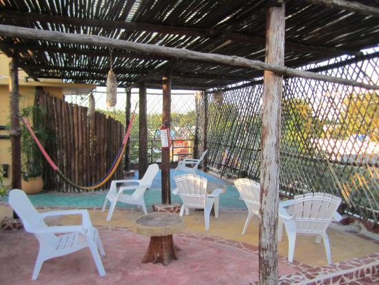 Maison Tulum: Rooftop hangout