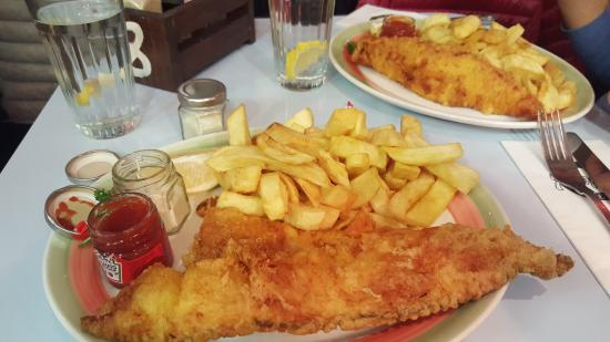 Bildresultat för poppies fish and chips london