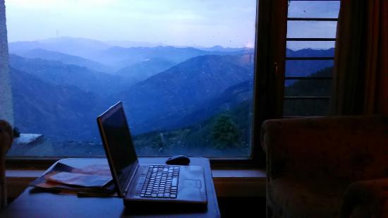 Club Mahindra Mashobra: Valley View
